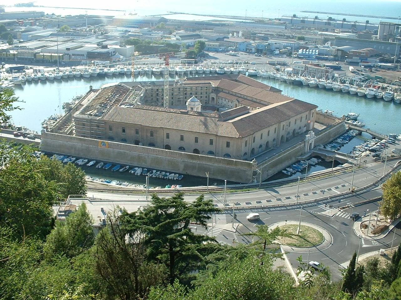 Ancona, Mole Vanvitelliana